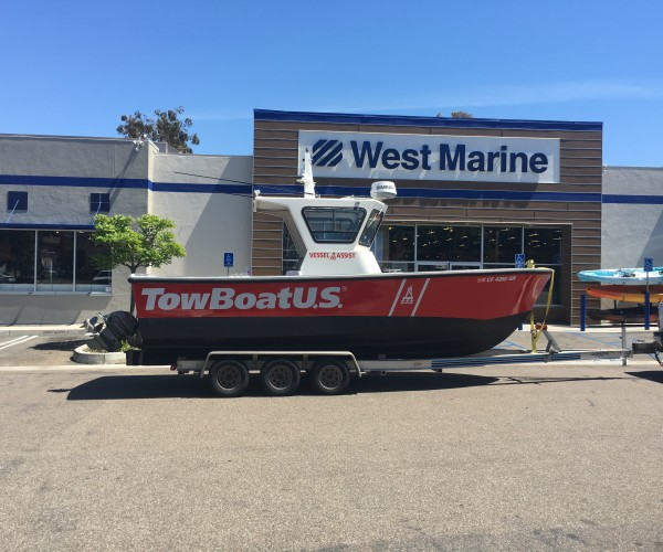 TowBoatUS Mission Bay