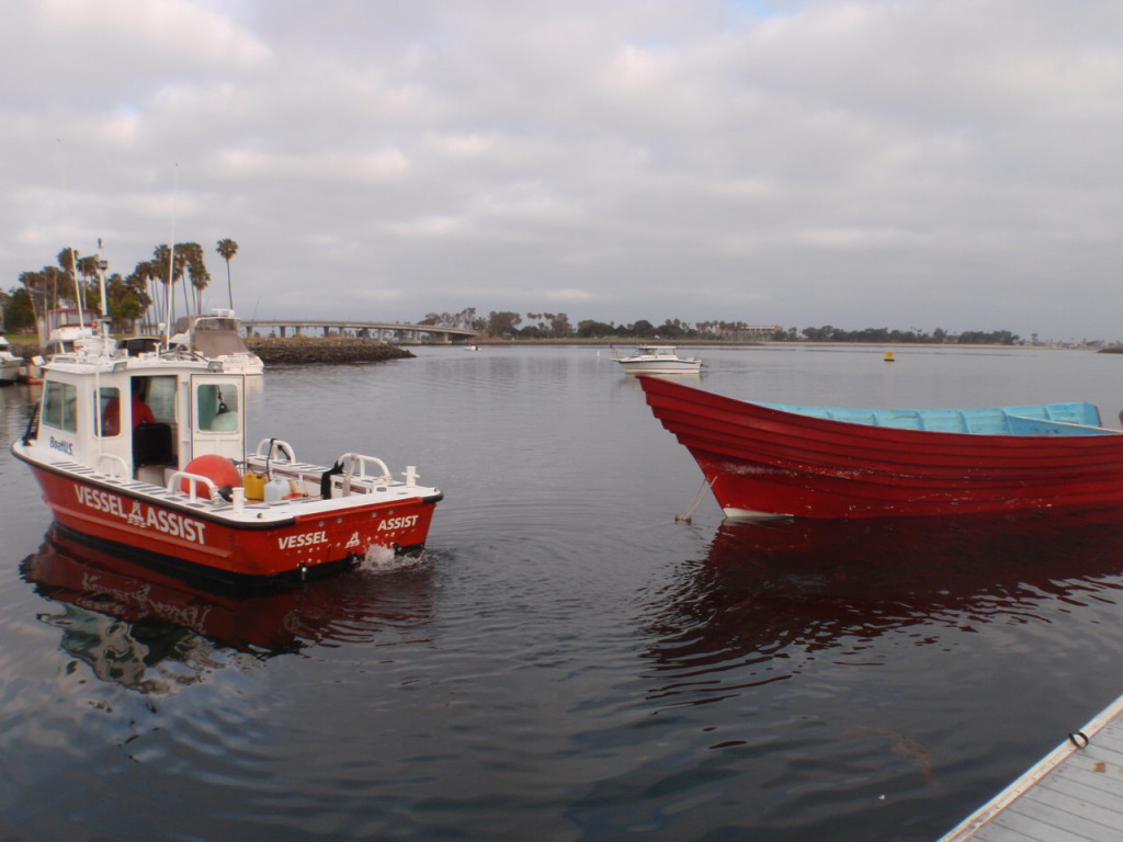 Towboat US San Diego